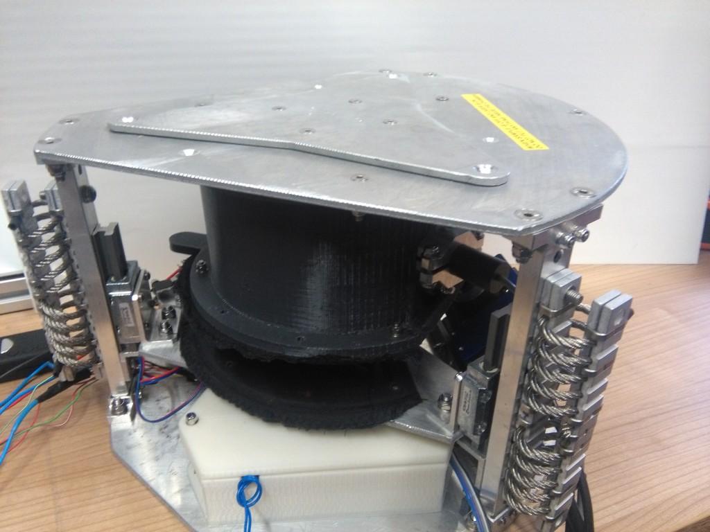 Drukowany w 3D eksperyment pomiarowy rakieta kosmos studencki projekt