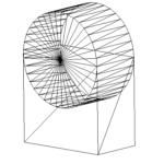 Plik STL do druku 3D - uszkodzenie - dwie skorupy (shell)