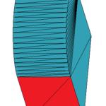 Plik STL do druku 3D - uszkodzenie - brakujące trójkąty