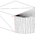 Plik STL do druku 3D - uszkodzenie - zła krawędź