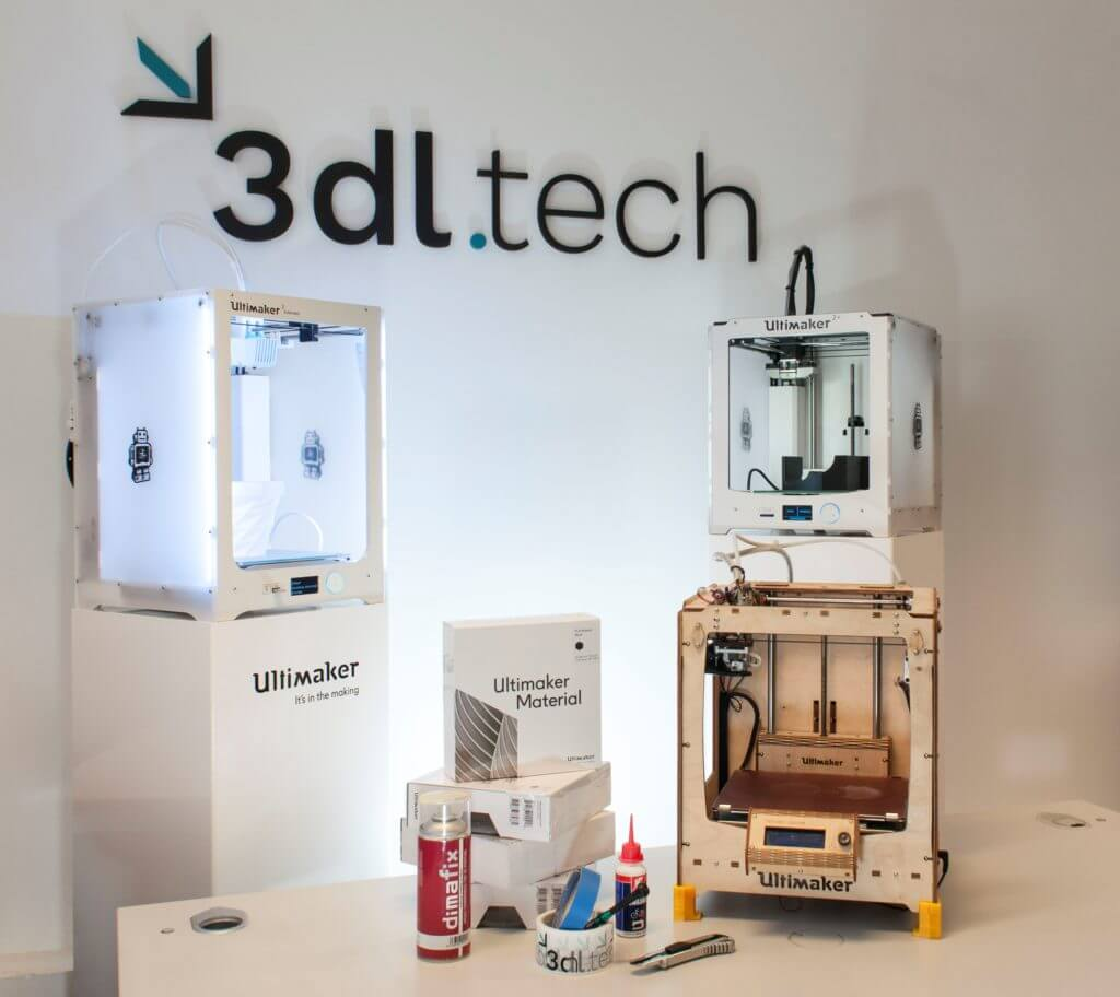 Showroom drukarki 3D Wrocław