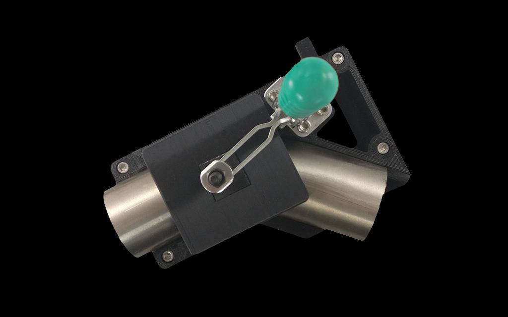 Druk 3D FDM - przyrząd do docinania rur