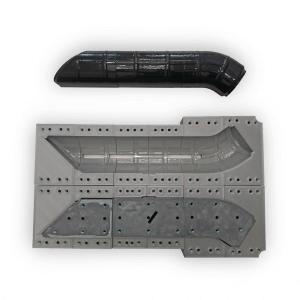 Druk 3D - FDM stempel i matryca do tłoczenia blach